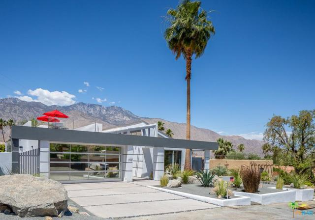 2321 S Araby Drive, Palm Springs, CA 92264 (#18346308PS) :: TruLine Realty