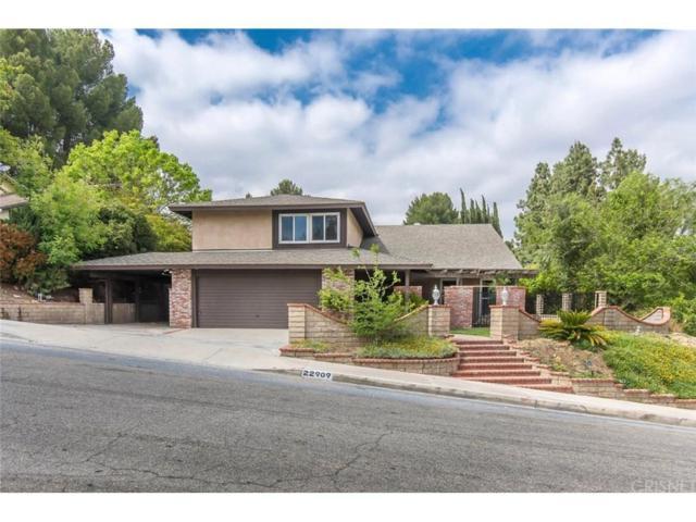 22909 Frisca Drive, Valencia, CA 91354 (#SR18121157) :: Heber's Homes