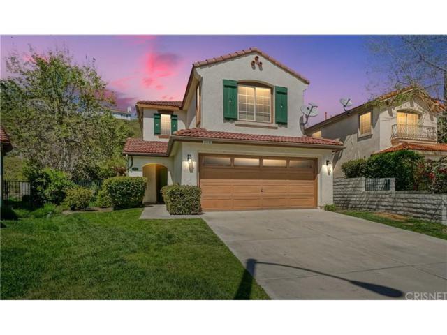 26025 Topper Court, Stevenson Ranch, CA 91381 (#SR18123863) :: Heber's Homes