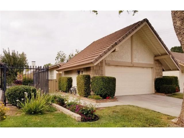 22715 Garzota Drive, Valencia, CA 91354 (#SR18124314) :: Heber's Homes