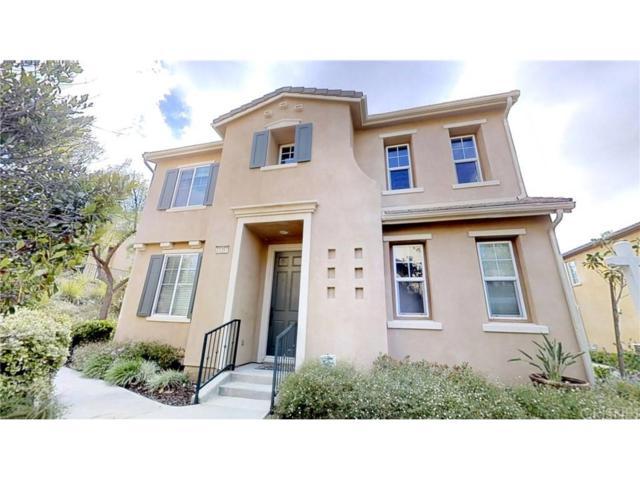 25367 Playa Serena Drive #170, Valencia, CA 91381 (#SR18119842) :: Heber's Homes