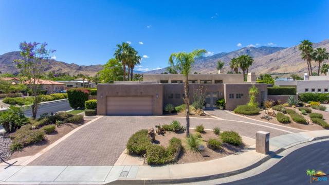 825 Snapdragon Circle, Palm Springs, CA 92264 (#18348750PS) :: Fred Howard Real Estate Team