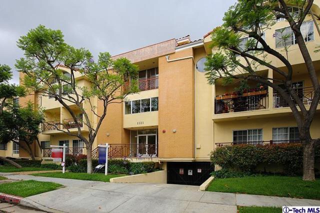 1131 Campbell Street #218, Glendale, CA 91207 (#318002144) :: Golden Palm Properties