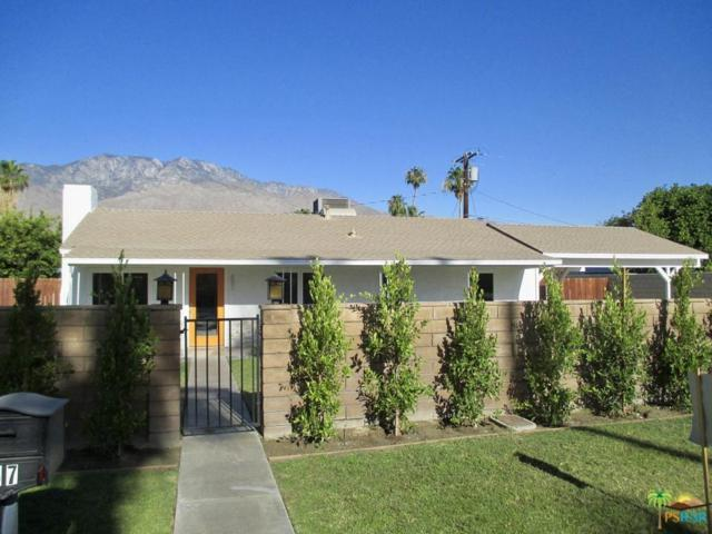 657 Desert Way, Palm Springs, CA 92264 (#18349598PS) :: Paris and Connor MacIvor
