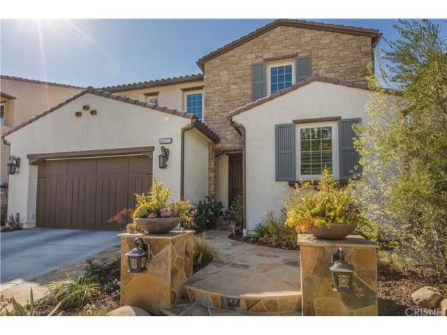 11773 Cetona Way, PORTER RANCH, CA 91326 (#SR18130826) :: The Fineman Suarez Team