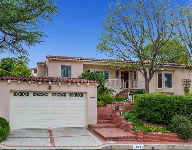 1519 Majestic Way, Glendale, CA 91207 (#318001983) :: Golden Palm Properties