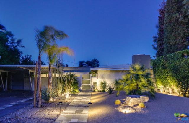 888 E Chia Road, Palm Springs, CA 92262 (#18350022PS) :: Golden Palm Properties