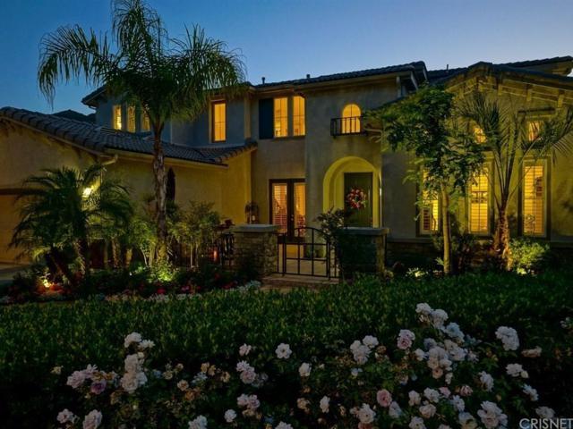 25825 Meadow Lane, Stevenson Ranch, CA 91381 (#SR18131425) :: Paris and Connor MacIvor