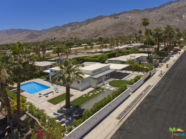 1053 E San Lucas Road, Palm Springs, CA 92264 (#18340694PS) :: Paris and Connor MacIvor