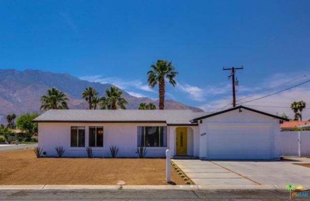 2209 N San Antonio Road, Palm Springs, CA 92262 (#18351680PS) :: The Fineman Suarez Team