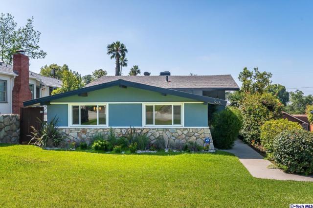 938 E Poppyfields Drive, Altadena, CA 91001 (#318002143) :: Lydia Gable Realty Group