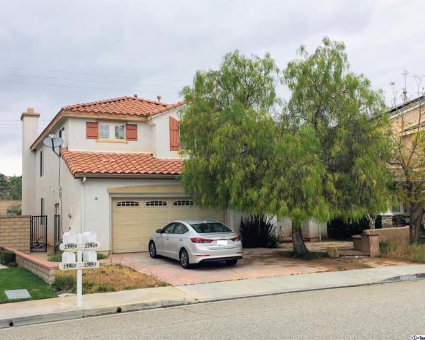 23953 Francisco Way, Valencia, CA 91354 (#318002228) :: Fred Howard Real Estate Team