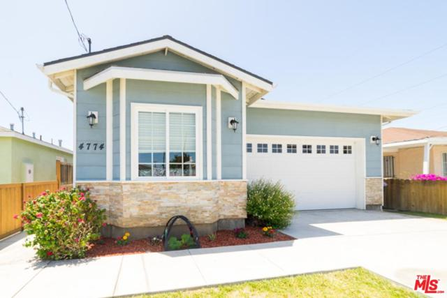4774 W 140TH Street, Hawthorne, CA 90250 (#18351944) :: Fred Howard Real Estate Team