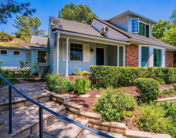 1029 Alcalde Drive, Glendale, CA 91207 (#318002258) :: Golden Palm Properties