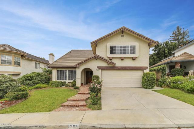 385 Tranquil Lane, Oak Park, CA 91377 (#218007058) :: Lydia Gable Realty Group