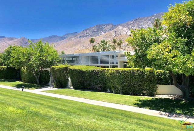 2470 S Sierra Madre, Palm Springs, CA 92264 (#18352062PS) :: The Fineman Suarez Team