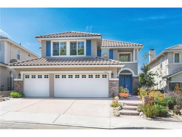 25922 Bryant Place, Stevenson Ranch, CA 91381 (#SR18135491) :: Paris and Connor MacIvor