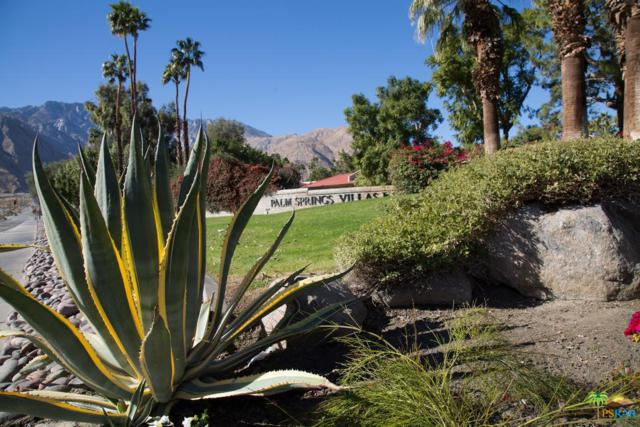 2860 N Los Felices Road #104, Palm Springs, CA 92262 (#18353122PS) :: The Real Estate Offices of Talbot and Watson