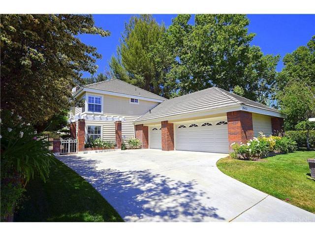 26433 Woodlark Lane, Valencia, CA 91355 (#SR18137732) :: Paris and Connor MacIvor
