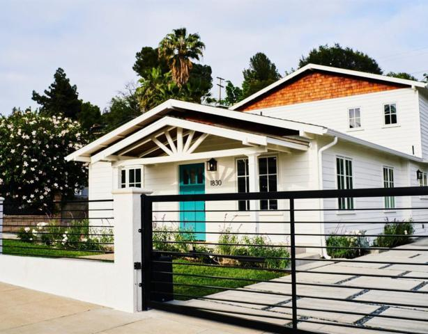 1830 N Avenue 52, Los Angeles (City), CA 90042 (#318002282) :: The Real Estate Offices of Talbot and Watson
