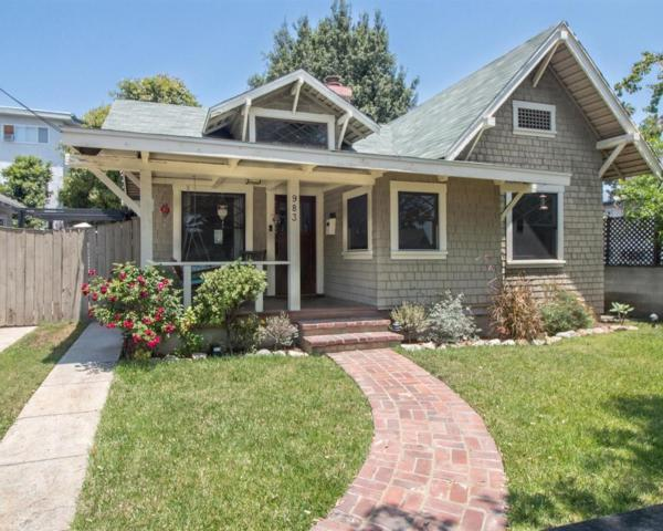 983 Locust Street, Pasadena, CA 91106 (#318002204) :: Lydia Gable Realty Group