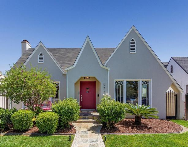 934 E Dryden Street, Glendale, CA 91207 (#318002242) :: Golden Palm Properties
