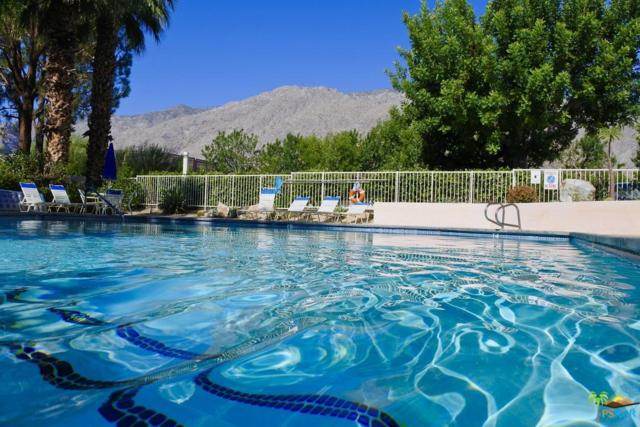 500 E Amado Road #121, Palm Springs, CA 92262 (#18353480PS) :: The Real Estate Offices of Talbot and Watson