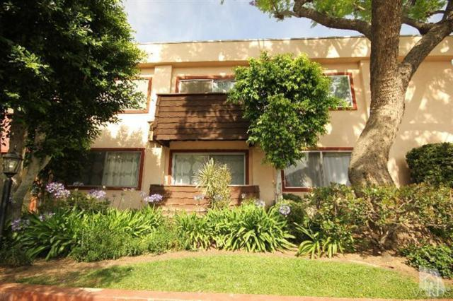 5400 Newcastle Avenue #37, Encino, CA 91316 (#218007210) :: The Real Estate Offices of Talbot and Watson