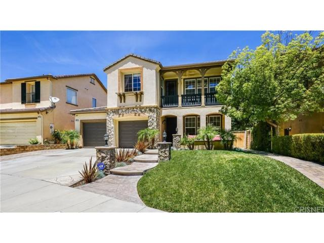 28455 Cascade Road, Castaic, CA 91384 (#SR18140047) :: Paris and Connor MacIvor