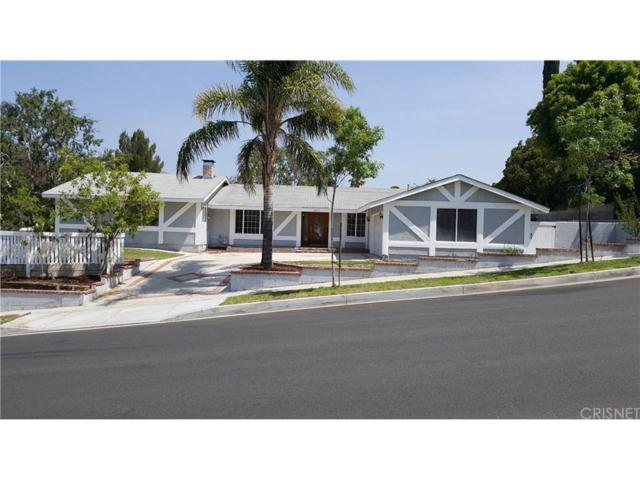 18833 Nadal Street, Canyon Country, CA 91351 (#SR18140300) :: The Real Estate Offices of Talbot and Watson