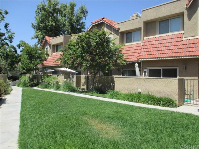 17942 River Circle #3, Canyon Country, CA 91387 (#SR18140873) :: The Real Estate Offices of Talbot and Watson