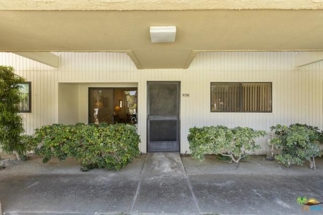 2809 E Los Felices Circle #116, Palm Springs, CA 92262 (#18352716PS) :: The Real Estate Offices of Talbot and Watson