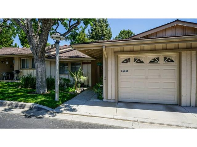 26852 E Oak Branch Circle E, Newhall, CA 91321 (#SR18141151) :: Paris and Connor MacIvor