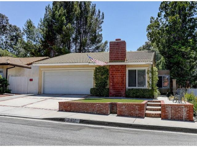 21622 Rose Lee Court, Saugus, CA 91350 (#SR18141231) :: The Real Estate Offices of Talbot and Watson