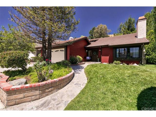 28123 Eagle Peak Avenue, Canyon Country, CA 91387 (#SR18141455) :: The Real Estate Offices of Talbot and Watson
