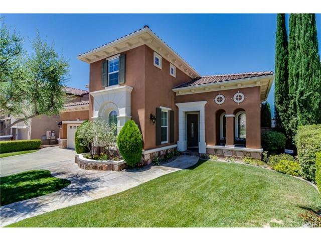 29133 Valley Oak Place, Saugus, CA 91390 (#SR18136963) :: The Real Estate Offices of Talbot and Watson