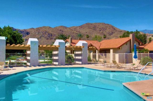 2545 Miramonte Circle Unit C, Palm Springs, CA 92264 (#18354778PS) :: The Fineman Suarez Team