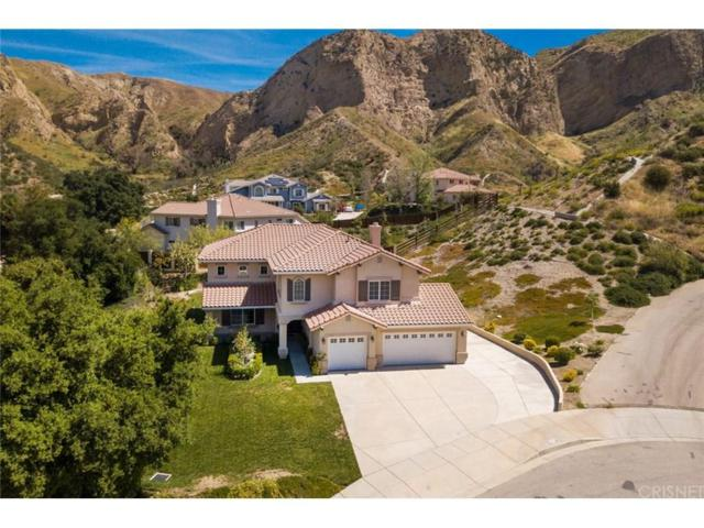18853 Tenderfoot Trail Road, Newhall, CA 91321 (#SR18141959) :: Paris and Connor MacIvor