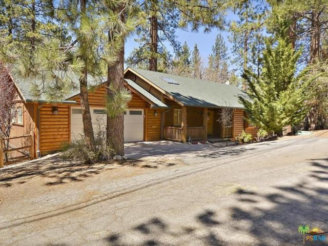 989 Sahuaro Way, Big Bear, CA 92314 (#18355012PS) :: The Real Estate Offices of Talbot and Watson