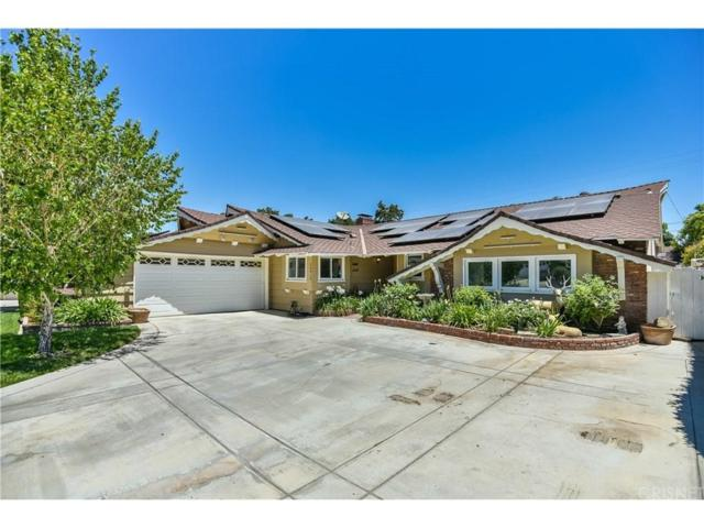 24910 Green Mill Avenue, Newhall, CA 91321 (#SR18134173) :: Paris and Connor MacIvor