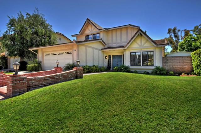 2961 Rikkard Drive, Thousand Oaks, CA 91362 (#218007417) :: Lydia Gable Realty Group