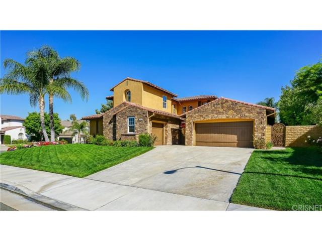 25842 Flemming Place, Stevenson Ranch, CA 91381 (#SR18142794) :: Paris and Connor MacIvor