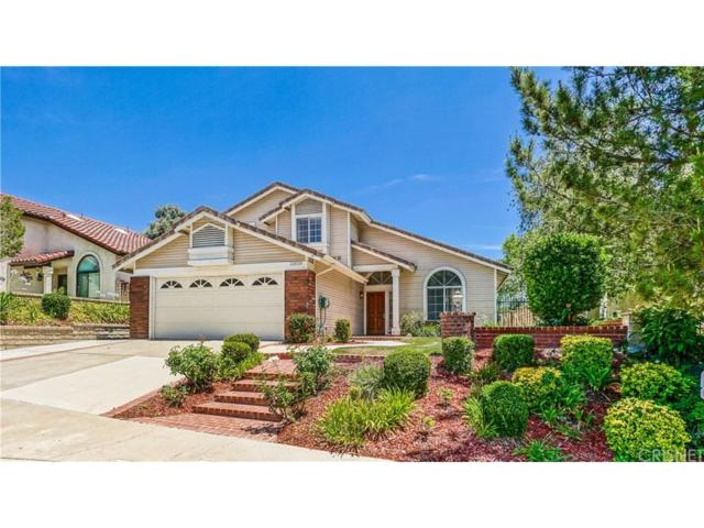 22628 Cardiff Drive, Saugus, CA 91350 (#SR18143053) :: The Real Estate Offices of Talbot and Watson