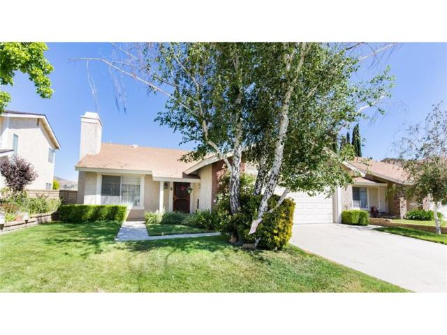 27552 Camomile Lane, Saugus, CA 91350 (#SR18135459) :: The Real Estate Offices of Talbot and Watson