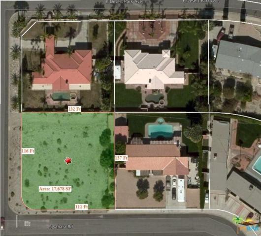 0 Sahara, Palm Springs, CA 92262 (#18355458PS) :: The Fineman Suarez Team