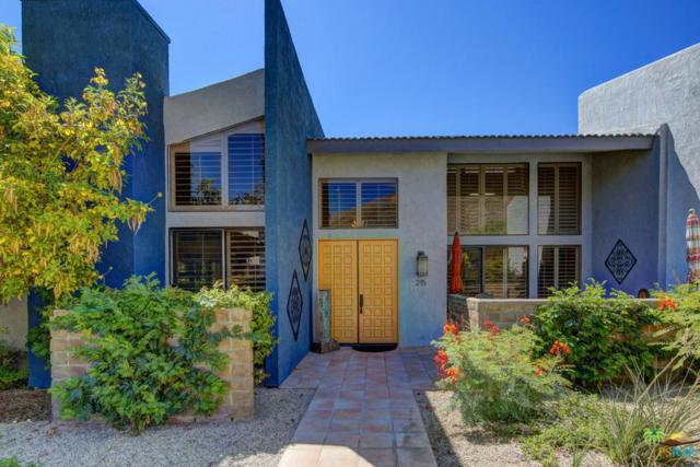 215 E La Verne Way, Palm Springs, CA 92264 (#18355436PS) :: The Real Estate Offices of Talbot and Watson