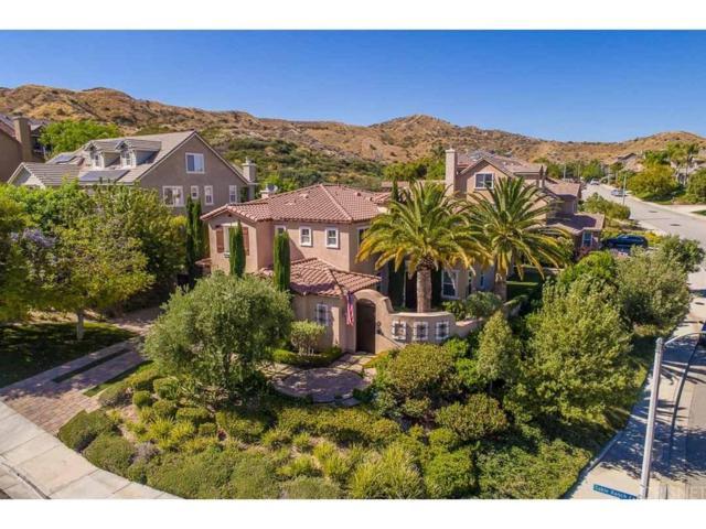 24449 Gable Ranch Lane, Valencia, CA 91354 (#SR18143417) :: Paris and Connor MacIvor