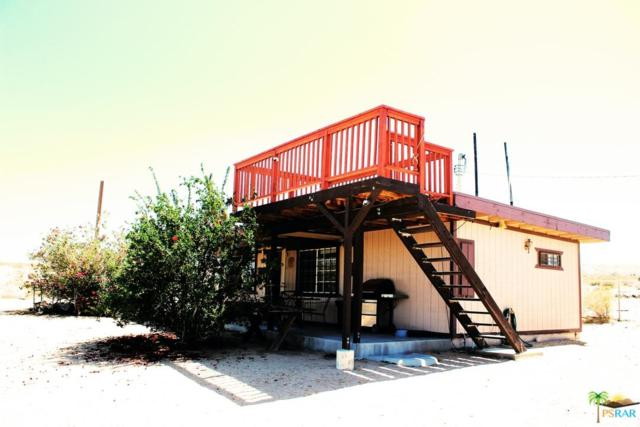 3388 Dusty Mile Road, Landers, CA 92285 (#18354700PS) :: The Real Estate Offices of Talbot and Watson