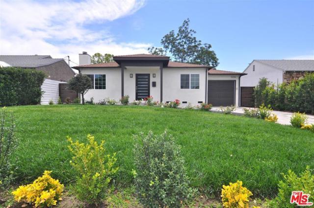 5226 Strohm Avenue, Toluca Lake, CA 91601 (#18355404) :: Golden Palm Properties
