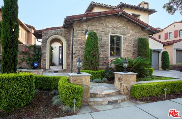 31 Rose Trellis, Irvine, CA 92603 (#18355658) :: Golden Palm Properties